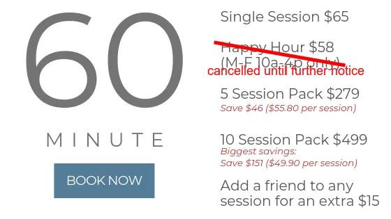 60-minute-infrared-sauna
