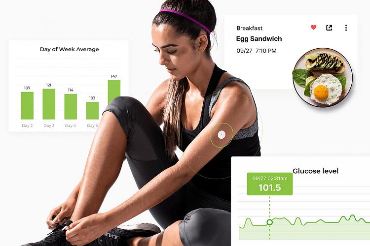 15. Nutrisense Consistent Glucose Monitor-min
