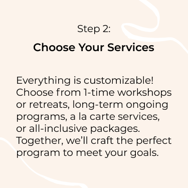 Choose Your Services