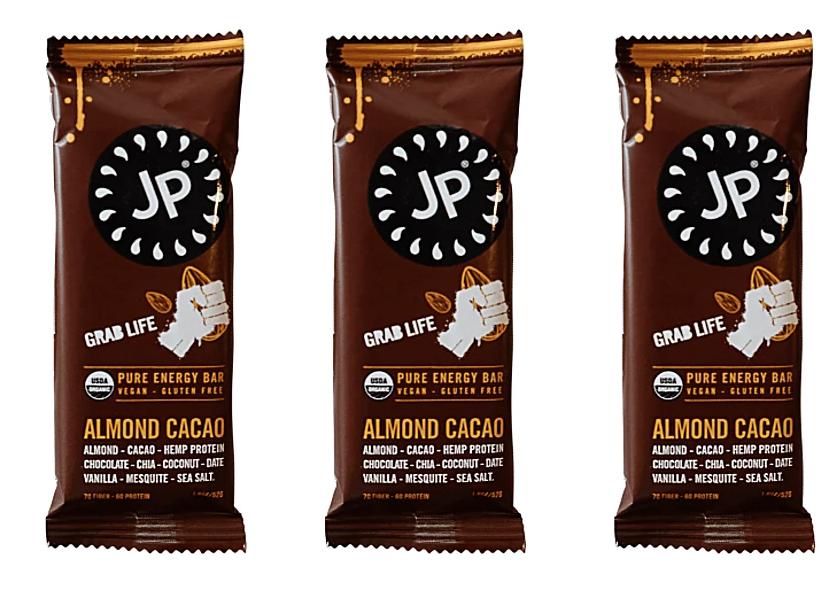 JP Almond Cacao Bars